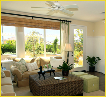 Ceiling fan installation in jacksonville fl indoor or outdoor fans indoor fan installation to improve air flow aloadofball Choice Image